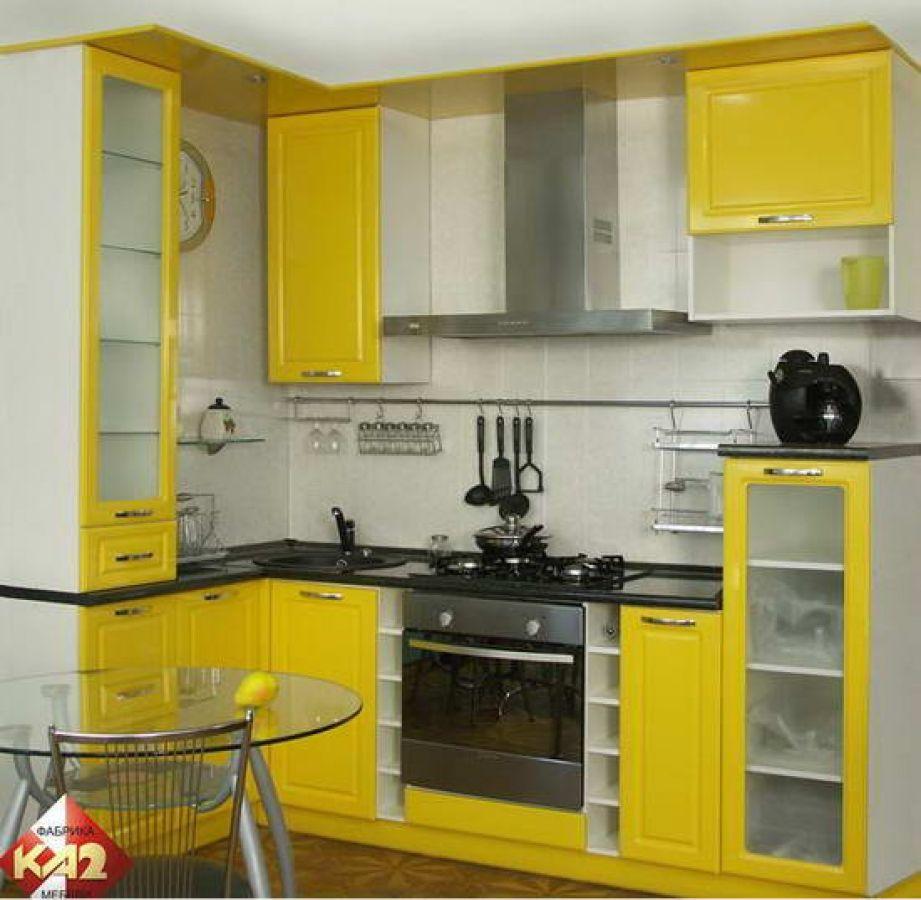 Кухни углом дизайн фото