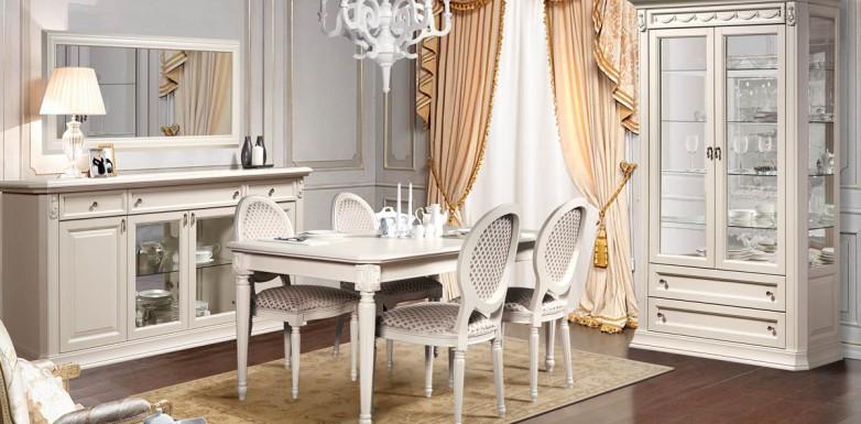 НОВИНКА! Идеальный классический стул из массива дуба с округлой мягкой спинкой !