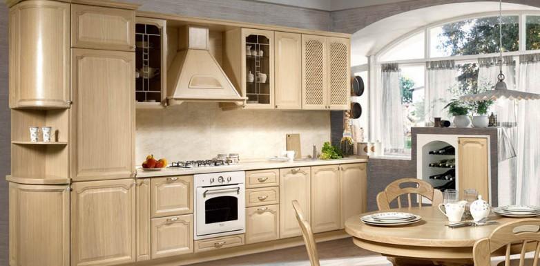 Кухня «Амелия» — выбор клиентов. Классика всегда в моде!
